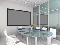 Buying a projection screen