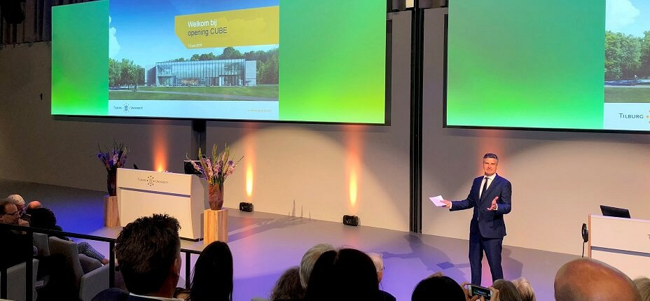 spanschermen Tilburg University